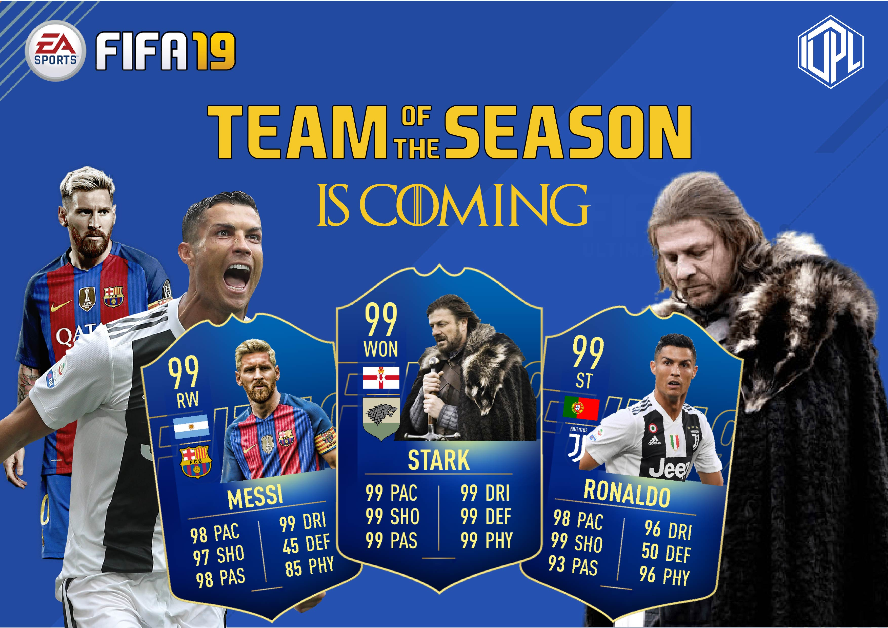 FUT 19 Team of the Season