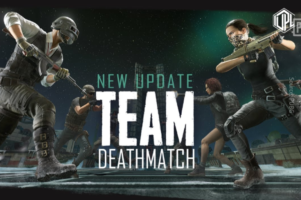 mode Team Deathmatch