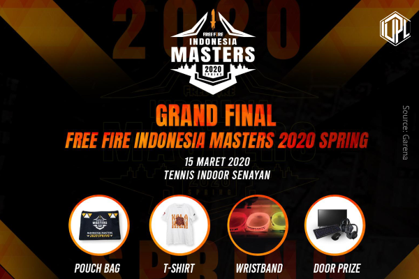 Free Fire Indonesia Masters