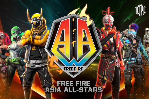 Free Fire Asia All-Stars
