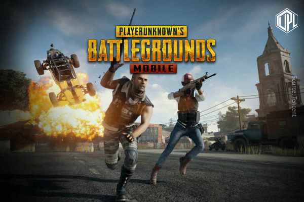 Gim mobile Battle Royale buatan Tencent