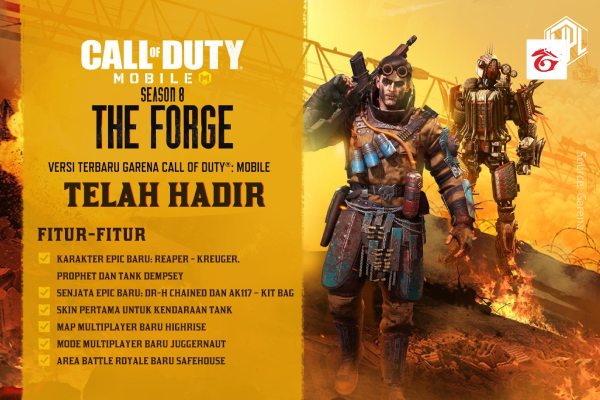 Call of Duty: Mobile – Garena's The Forge