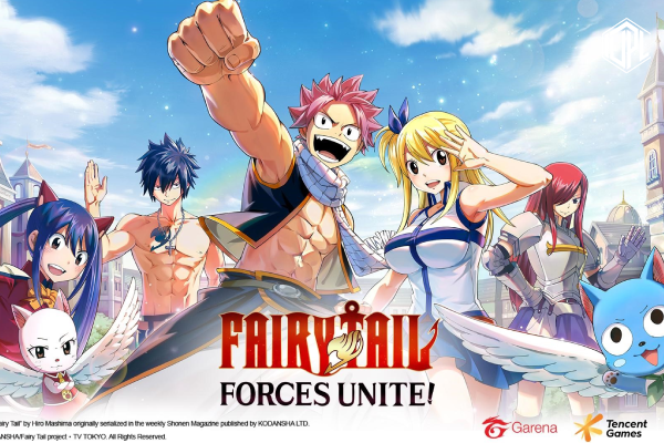 """FAIRY TAIL: Forces Unite!"""